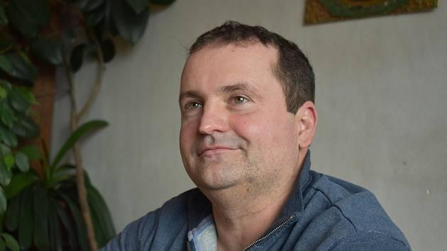 Starosta Krasova Karel Mitura.