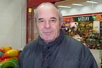 Jan Pinkas, 63 let, Bruntál: Nic jsem vracet nemusel, protože všechny dárky byly víceméně na přání a praktické.