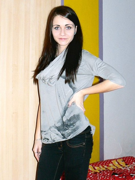 Tváří katalogu Léto 2013 obchodního centra Breda v Opavě se za Krnov stala patnáctiletá Tereza Měkynová.