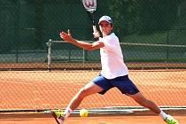 Vojtěch Zatloukal si z ostravského celostátního turnaje přivezl dvě prvenství.