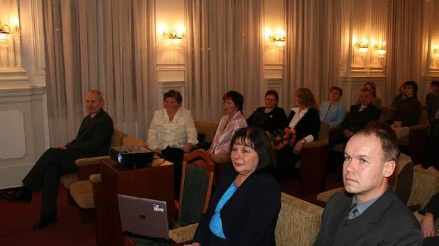 Jednou z účastnic kurzu byla také krnovská starostka Renata Ramazanová.