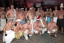 V Bruntále má saunování dlouholetou tradici a spoustu příznivců. Saunaři na konci prosince pořádají Běh saunařů, kdy vyrazí společně na krátkou trasu, oděni jen v plavkách či prostěradlech.