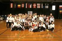 V kategorii School production reprezentovali Českou republiku na nejvyšší mezinárodní úrovni tito členové Taneční skupiny Calipso Dance Krnov.