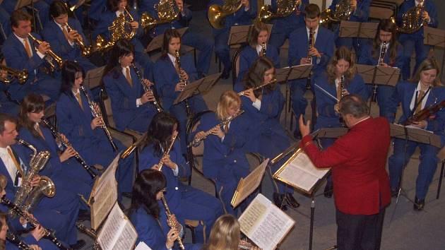 Dechový orchestr mladých dokázal v Praze obhájit loňský úspěch.