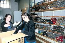 Dezinatura vzorkovna se má stát základem textilního muzea v Krnově. Zde se navrhovaly vzory tkanin pro jednotlivé sezony, než šly do sériové výroby.