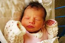 Barunka Stryková, narozena 9.3.2010, váha 2,915kg, míra 47cm, Krnov. Maminka Monika Stryková, tatínek Roman Stryk.