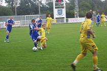 FK Krnov pouze remizoval a bude muset bojovat, aby udržel horní patra tabulky.