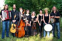Skupina Kelt Grass Band