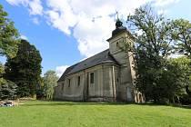 Kostel Neposkvrněného Početí Panny Marie ve Starém Městě (okr. Bruntál)