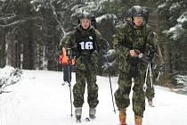 V Jeseníkách se koná 21. ročník Mezinárodního mistrovství Armády ČR v zimním přírodním víceboji – Winter Survival.
