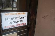 Krnovské kino, muzeum i knihovna se otevírá, ale divadlo a koncertní síň zůstávají zavřené.
