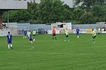 Krnovští fotbalisté rozstříleli Petrovice