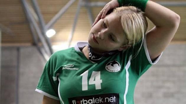 Lucie Lustigová.