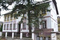 Chata Jitřenka.