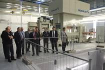 Firma Erdrich Umformtechnik hodlá rozšířit výrobní a skladovací kapacity.
