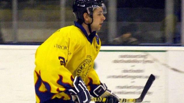 Jaromír Filip, opora juniorského kádru, bude od příští sezony nastupovat pouze za muže.