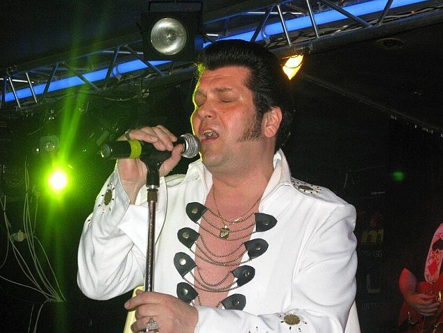 Pavel Pavlevský neboli Krnovský Elvis.