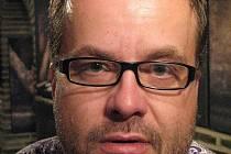Bruntálský fotograf Libor Kappel.