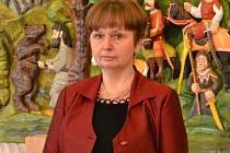 Ředitelka Hana Košuličová má se svými pedagogy ještě mnoho práce okolo státních maturit.