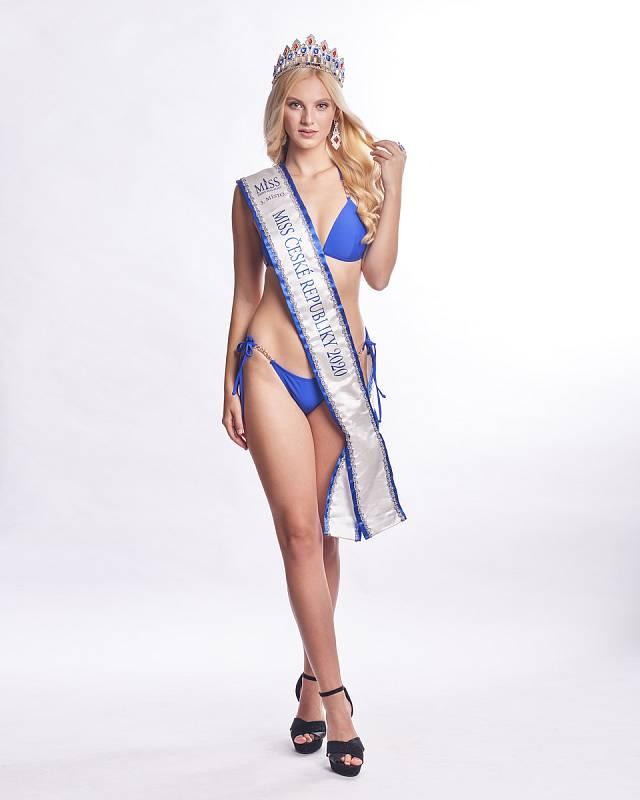 Dvacetiletá Kateřina Šimonková z Krnova se v Turecku na soutěži Miss Aura Iinternational setká s půvabnými dívkami z 35 zemí světa.