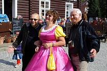 Státní léčebné lázně v Karlově Studánce pořádaly v sobotu 25. září Hornické slavnosti.
