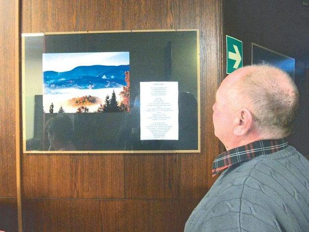 Výstava fotografií Jiřího Juráska. Ilustrační foto.