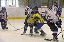 Meznárodní klání mladých hokejistů se na krnovském zimním stadiónu po všech stránkách vydařilo a přineslo úspěch.