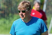 Trenér Rýmařova Milan Furik