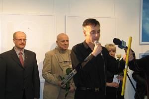 Po veleúspěšném vystoupení Ivana Mládka se slova ujal Ladislav Steininger.
