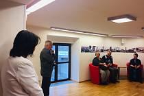 Výstava bude veřejnosti přístupná až do 15.11. v Informační centru a Městské knihovně v Horním Benešově.