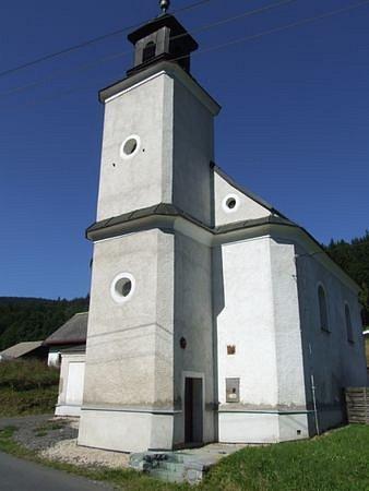 V Ludvíkově se připravují na rekonstrukci kostela, včetně obnovy původních historických fresek.
