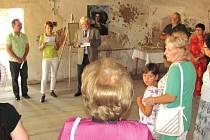 Oslavy ke stému výročí založení rozhledny Hanse Kudlicha zahájila vernisáž výstavy Venkov 19. století v Úvalně. Výstavu si s velkým zájmem během dne prohlédla velká část místních občanů.