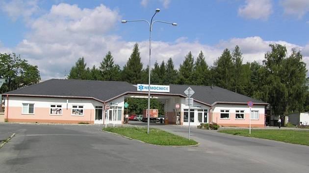Nemocnice Krnov. Ilustrační foto.