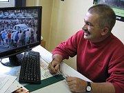 Bývalý extraligový hráč, nyní trenérský stratég Krnova věří, že jeho tým v Kopřivnici uspěje.