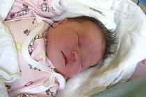 Jmenuji se NIKOLKA CESNEKOVÁ, narodila jsem se 15. května, při narození jsem vážila 4320 gramů a měřila 52 centimetrů. Moje maminka se jmenuje Ivana Kodedová a tatínek se jmenuje Josef Cesnek. Bydlíme v Bruntálu.