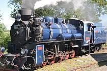 Pára baví seniory je název akce, při které občané Třemešné vyrazili parním vlakem  do Slezských Rudoltic.
