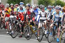 Krnovský klub Cyklistika pro všechny pořádá závody především pro neorganizované cyklisty.