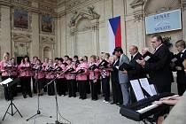Od června do září probíhá každoročně v senátní Valdštejnské zahradě v Praze společenská akce Kulturní léto.