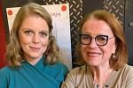 Herečka Monika Zoubková vydala knihu pohádek Brok, Flek a strašidla. Na křtu knihy se ožila dávná historka o seznámení s Ivou Janžurovou v krnovském divadle.