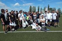 Účastníci Timotei Cupu podávali na turnaji nadšené výkony. Na bruntálském umělém trávníku se prohánělo šest mužstev.