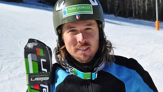 Patron prvního dílu horského maratonu dvojic Mountain Challenge je český reprezentant v alpském lyžování Ondřej Bank.