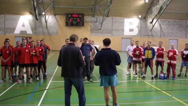 Bruntálští záchranáři zvítězili ve druhém ročníku turnaje.