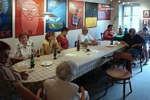 Vernisáž konaná v sobotu 12. července  zahájila výstavu tvorby Barbory Bendové, která potrvá až do 12. září.