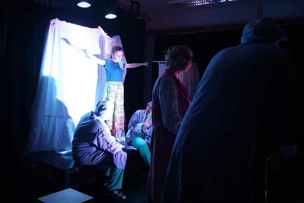 Krnovské divadelní spolčení Červiven uvedlo premiéru inscenace Oskar a Škrtička z Languedocu. Režisérka souboru Petra Severinová připravila dramatizaci novely současného francouzského spisovatele Erica E. Schmitta Oskar a Růžová paní.