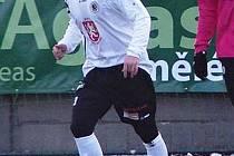 RODÁK Z KRNOVA, Tomáš Mrázek, který naposledy působil v Opavě, se poprvé představil v dresu Hradce Králové.