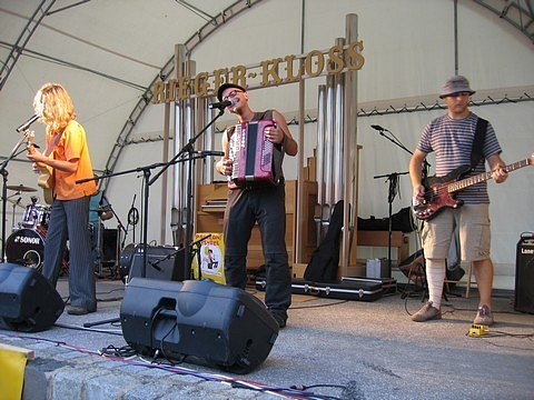 Na závěr festivalu zahraje Poslední výstřel.