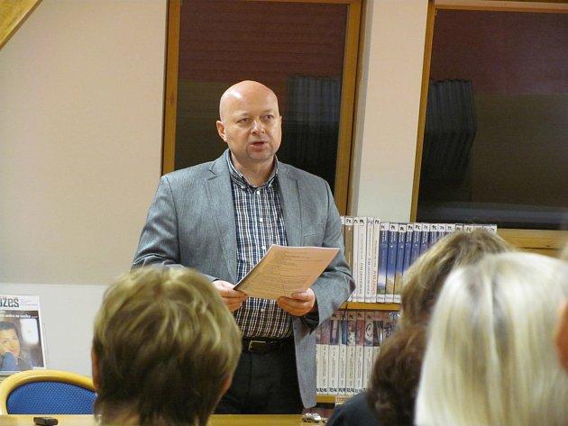 Libor Martinek se stal laureátem Ceny Svazu polských spisovatelů v zahraničí.