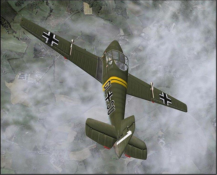 """Německý válečný cvičný letoun """"BU-181 Bestmann"""" se ještě v poválečných letech začal vyrábět v Otrokovicích a pod názvem C6 a Zlín 181 bylo vyrobeno celkem 783 kusů."""
