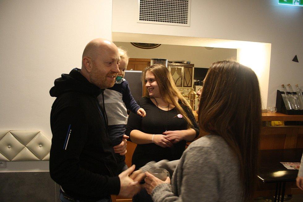 V Krnově proběhl celodenní nábor nových dárců kostní dřeně v lednu 2020. Do registru dárců díky tomu přibylo 107 nových členů.