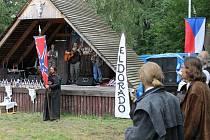 Festival trampské a country písně Eldorádo v Sosnové.
